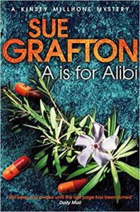 Short Book Review: A is for Alibi by Sue Grafton