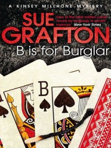 Short Book Review: B is for Burglar by Sue Grafton