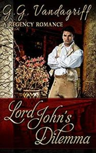 Short Book Review: Lord John's Dilemma by G.G. Vandagriff