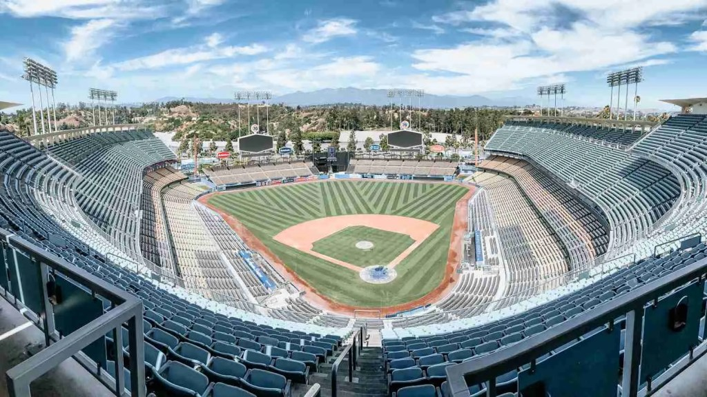 Dodgers Baseball Stadium