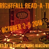 #FRIGHTFALL READ-A-THON UPDATE