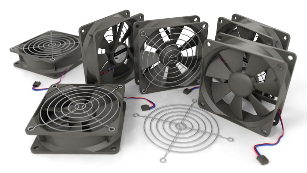 Replacing Your Fans