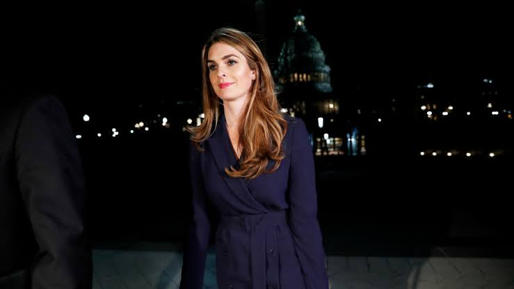 About Hope Hicks
