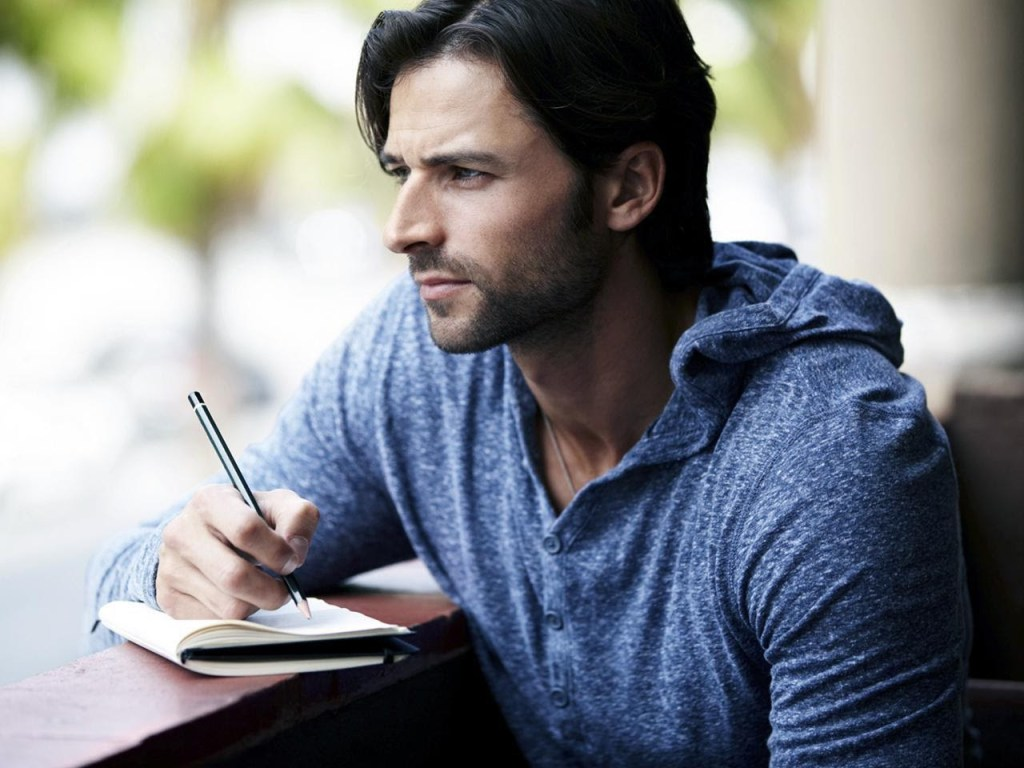 How penning down your thoughts helps?