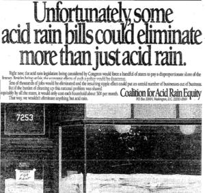 acid rain add