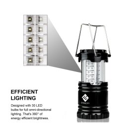 Etekcity 2 Pack Portable Outdoor LED Camping Lantern_4