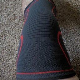 Ultra Flex Athletics Knee Compression Sleeve_10