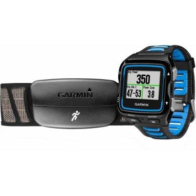 Garmin Forerunner 920XT Black:Blue Watch_1