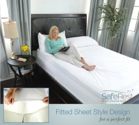 SafeRest Premium Hypoallergenic Waterproof Mattress Protector_6