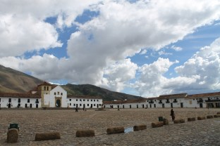 La Plaza de Villa de Leyva