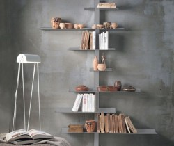 Tiche! Bookcase – Inspired From the Christmas Tree