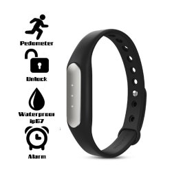 Xiaomi Mi Band Smart Bracelet for Xiaomi Mi4 M3 for select Apple and Android Phones