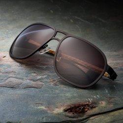 Breed Concorde Brown Carbon Fiber Sunglasses