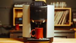 KRUPS EA9010 Barista One Touch Cappuccino Fully Automatic Machine