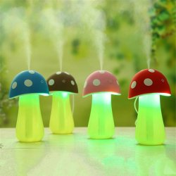 UnicornTech Cute Mushroom Shape Air Humidifier