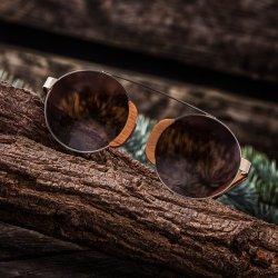 Earth Wood Talisay Polarized Sunglasses