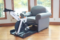 STOW FITNESS – Exercise equipment in furniture! by Jason Burt