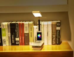 The Apple-Integrated Music Lamp by WY SKY