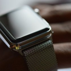 Bluestein Milanese Wrist Band for Apple Watch