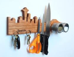 Skyline Hang Magnetic Organizer Your Place for Your Knives