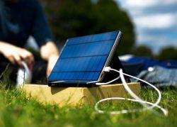 The Solartab 5.5w Solar Charger