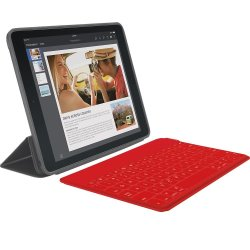 Logitech Keys-To-Go Ultra-Portable Stand-Alone keyboard for iPad