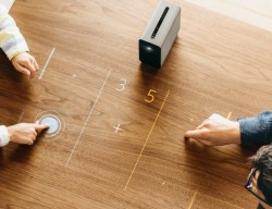 Xperia™ Touch Portable Projector Make surfaces come to life
