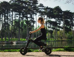 Aero A superb foldable E-Bike