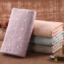 日本Uchino/内野有机纯棉毛巾