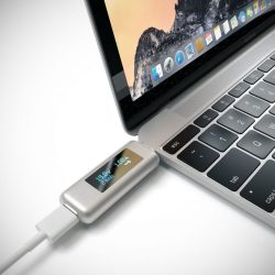 Satechi USB-C Power Meter Tester for New Macbook