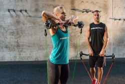 XBAR FLYT Home Personal Fitness System