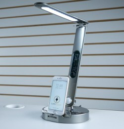LumiCharge A smart LED desk lamp