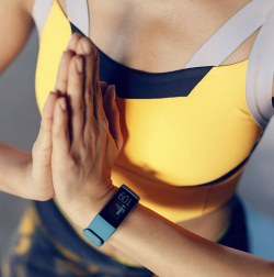 Polar A370 Fitness Tracker with 24/7 Wrist-Based Heart Rate and Connected GPS