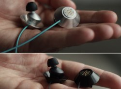 SnapReel Magnetic Earphones NO MORE TANGLED CABLES