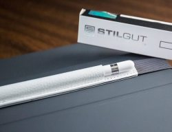 StilGut Genuine Leather Sleeve for Apple Pencil Holder