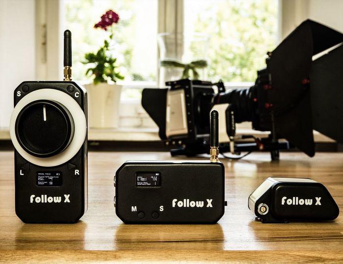 follow X – Wireless Follow Focus Aperture and Cameracontrol