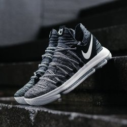 Nike Zoom KD10 Oreo 897815-001 Sports Shoes