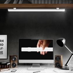 酷毙灯大学生宿舍LED灯管台灯,USB充电,无极调光,磁吸安装