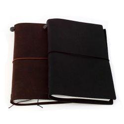 TRAVELER'S Notebook护照型笔记本 逼格满满有质感