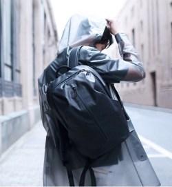 MI小米 90分全天候机能城市背包 简约强韧耐磨双肩包