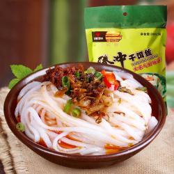 云南腾冲特产云腾干饵丝袋装200克,滇西传统小吃 自营