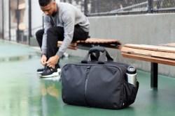 Gym Duffel Bag By Aersf