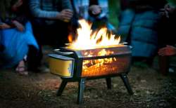 BioLite Smokeless Wood-Burning FirePit