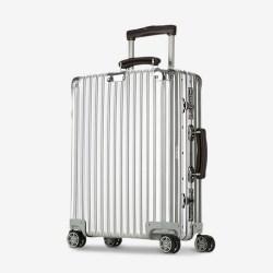 Rimowa/日默瓦 CLASSIC FLIGHT铝镁合金行李箱拉杆箱登机箱20/21寸