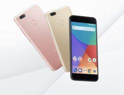 Xiaomi Mi A1 Smartphone Picture Perfect Dual Camera