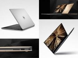 戴尔DELL XPS13-9360-R1609 13.3英寸笔记本电脑,轻薄超窄边框设计窄边框