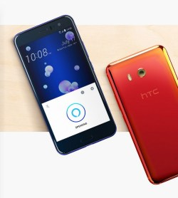 HTC U11 Smartphone with Amazon's Alexa Voice Service Hands-Free