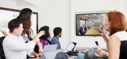 Google G Suite Hangouts Meet Hardware Video Conferencing for Meeting Rooms