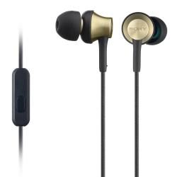 Sony/索尼 MDR-EX650AP入耳式耳机,索尼经典动圈声音,黄铜音响导管