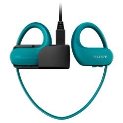 Sony/索尼 NW-WS413 头戴式耳机,跑步游泳健身一举三得,内置4G内存